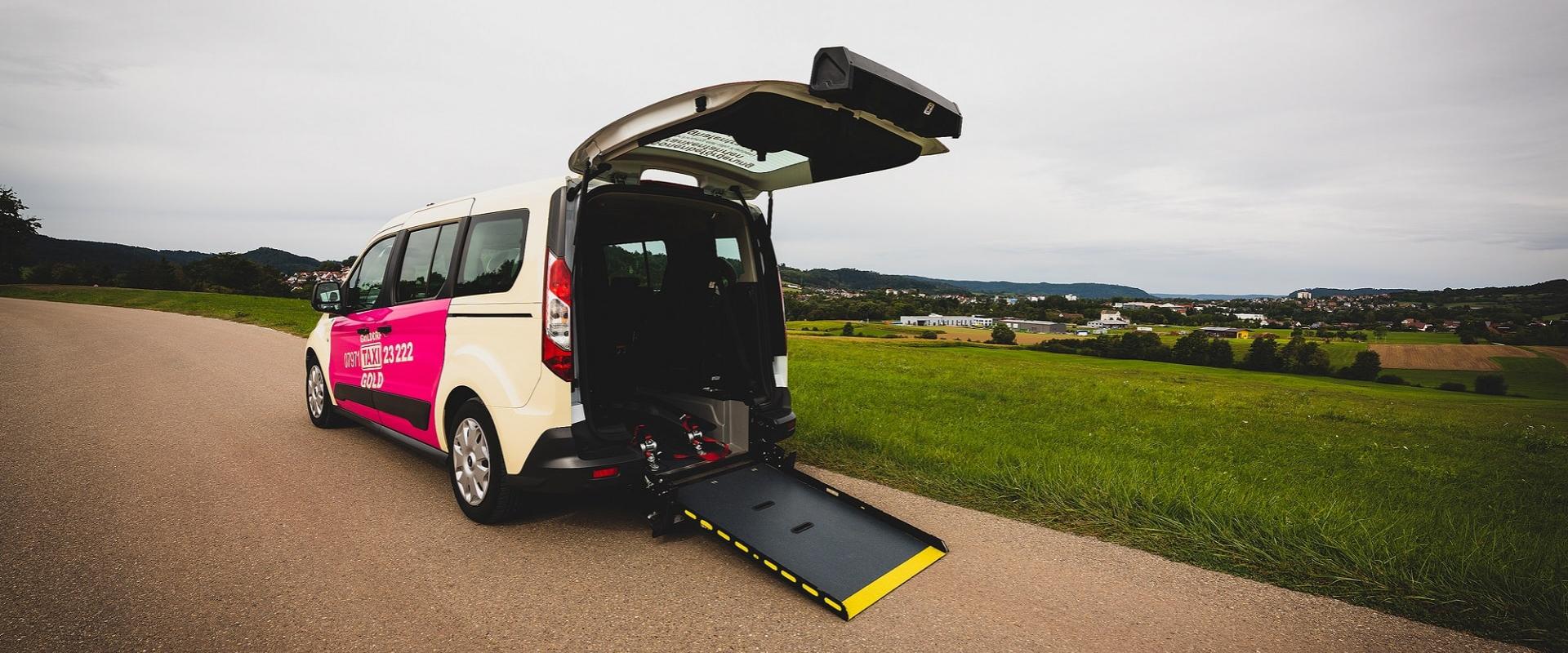 Taxi Gold Krankentransporte in Gaildorf